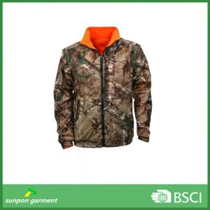 Outdoor Waterproof Men Tactical Softshell Jacket pictures & photos
