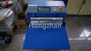 Outside Pumping Desktop Semi-Automatic Food Vacuum Packing Machine pictures & photos