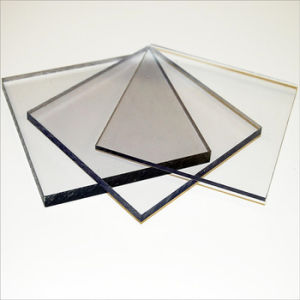 Lexan Black 16mm Solid Polycarbonate Sheet pictures & photos