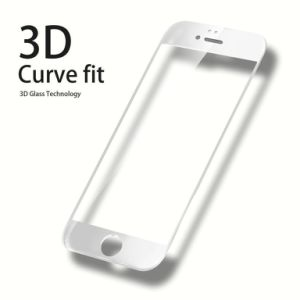 9h 3D Curved Full Cover Tempered Glass Screen Protector for iPhone 7 Plus (5.5 inch) (0.2mm) pictures & photos