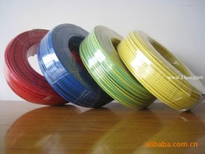Vechile Low Voltage Silicone Rubber Insualtion Wire for Car pictures & photos