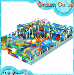 China Professional Manufacturer Small Indoor Kids Exercise Equipment Playground pictures & photos