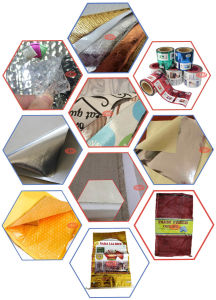 Non Woven Fabric Laminating Machine pictures & photos