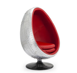 Aviator Pod Chair, Aluminum Egg Chair, Living Room Leisure Chair Yh-178 pictures & photos