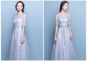 2017 Fashion Gray Dress Short Dress pictures & photos