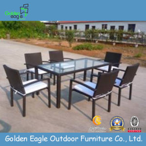 Outstanding Outdoor Rattan Dining Sets (TY0003)