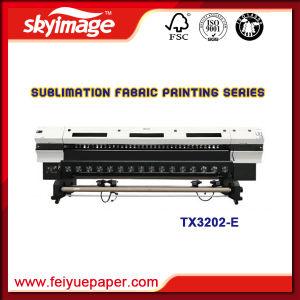 Super Large Format 3, 2m Sublimation Printer Oric Tx3202-E with Double Dx-5 pictures & photos