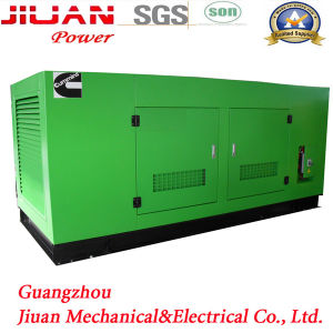 Guangzhou Generator for Sale Price 100kw 125kVA Silent Electric Power Diesel Generator pictures & photos