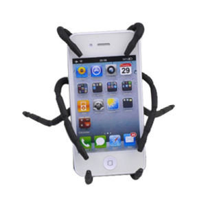 Funny Creative Bedside Universal Spiderman Bike Phone Holder pictures & photos