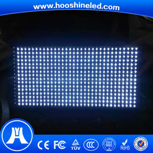 Cost Effective P10 DIP546 White Color LED Moving Sign pictures & photos
