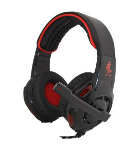 7.1 Channel Stereo Gaming Headphone with LED Light for PC pictures & photos