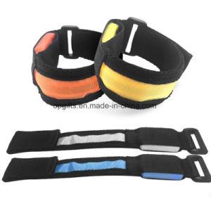Customized Sports Reflective Light LED Armband, Flashing Armband pictures & photos