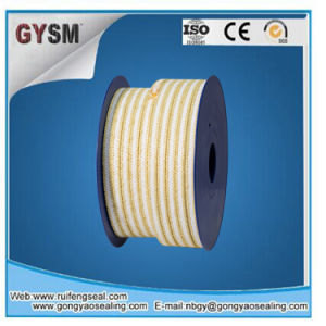PTFE Gland Packing with Aramid in Corner pictures & photos