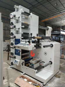 Flexography Sticker Label Printing Machine pictures & photos