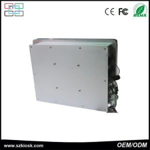 15′inch Touch Screen Waterproof IP65 All in One Industrial Panel PC pictures & photos