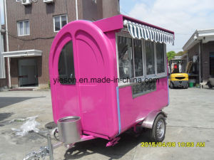 Sliding Glass Window Mobile Coffee Shop pictures & photos