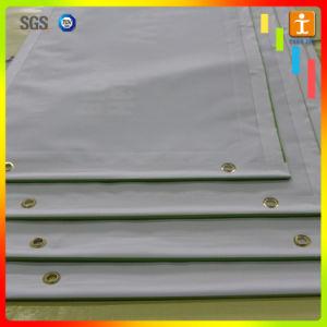 Digital Printing Outdoor Advertising Display PVC Vinyl Mesh Fence Banner (TJ-09) pictures & photos