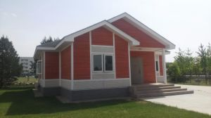 Prefabricated Bungalow Customized According to Customer Requirements pictures & photos