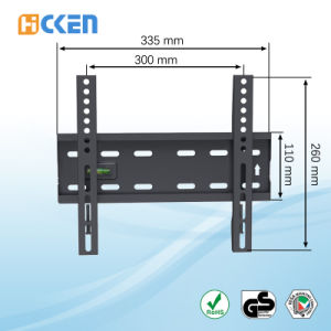 Hot Selling Classic Type up and Down TV Mount pictures & photos