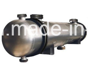 Oil Water Cooled Shell and Tube Heat Exchanger pictures & photos