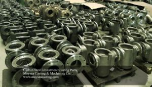 Investment Casting Parts& Lost Wax Casting Parts for Pump Valve Automobile pictures & photos