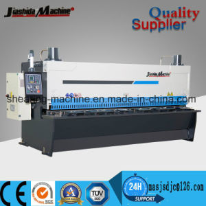 10mm Cutting Machine, Guillotine Type Cutting Machine pictures & photos