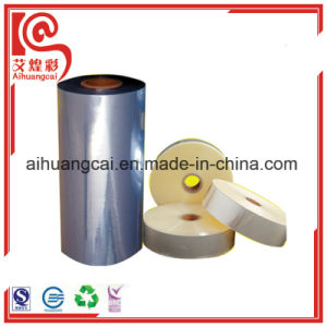 Aluminum Plastic Film Roll for Automatic Tracing Packaging Industry pictures & photos