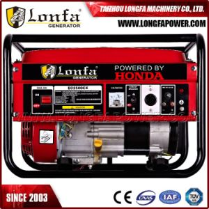 6kVA/6kw/6000W Single Phase Air Cooled Gasoline/Petrol Generator pictures & photos
