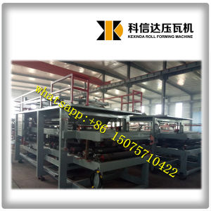 Hot Sale Sandwich Panel Production Line pictures & photos