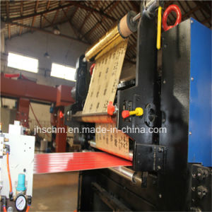Automatic Hot Foil Stamping Machine and Die Cutting Machine pictures & photos