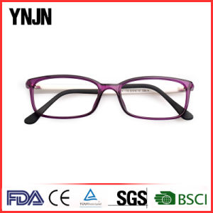 Ynjn Black Square Tr90 Wholesale Eyeglass Frames (YJ-11784) pictures & photos