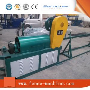 Steel Wire Straightening and Cutting Machine pictures & photos