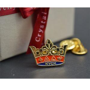 Crown Emblem Badges Masonic Kych Pin Badges