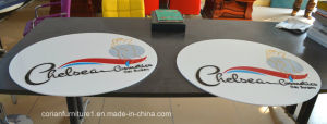 Corian Made Sign Board Cafe Shop Restaurant Salon Logo pictures & photos