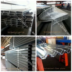 Steel Framed Pre-Engineered Metal Building with Low Price pictures & photos