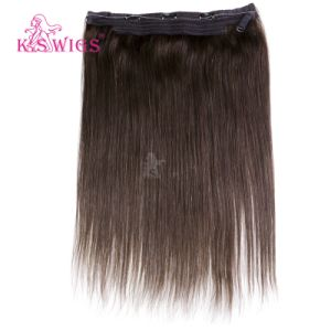 7A Grade Human Hair Extensoin Remy Human Hair pictures & photos