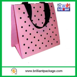 Promotion PP Non-Woven Bag with Customized Logo pictures & photos