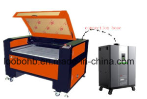 Laser Cutting Machine Fume Extractor with Fume Exhaust Arms pictures & photos