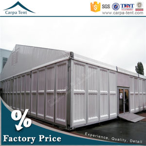 Flame Resistant Popular Big Company Ceremony ABS Wall 18m*25m Canopy pictures & photos