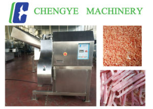 Frozen Chicken Meat Dicer Meat Cutting Machine pictures & photos