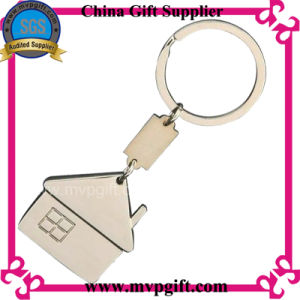 Metal Keyring with House Logo pictures & photos