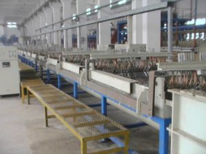 Steel Wire Electro Galvanizing Equipment with Ce Certificate pictures & photos