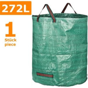 Green PP Material Heavy Duty Garden Waste Sack pictures & photos