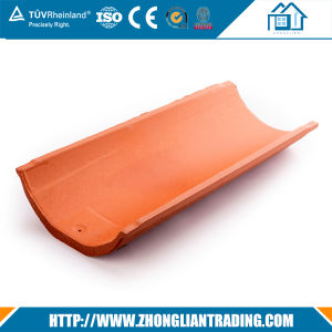Bent Ceramic Roof Tile Plastic Construction Material Roof Tile pictures & photos