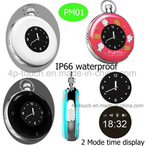 Mini Waterproof IP66 GPS Tracking Device/Tracker with SOS Button PM03 pictures & photos