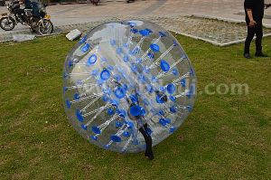 Super Selling 0.8mm PVC/TPU Inflatable Human Bumper Ball, Bubble Soccer Suit, Loopyball/Bubble Soccer pictures & photos