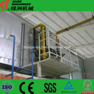 The Hot Air Type Gypsum Plasterboard Production Line pictures & photos