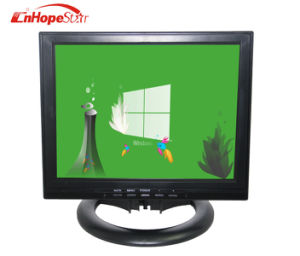 12 Inch LCD Monitor for POS/Car/CCTV Use pictures & photos