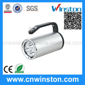 Rechargeable LED Explosion Proof Flashlight with CE pictures & photos