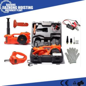 Multifunction 3 in 1 Electric Hydraulic Lifting Car Jack pictures & photos